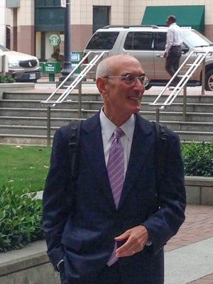 Lead attorney for the plaintiffs Michael Hausfeld.