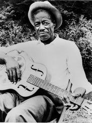 Blues legend Son House.