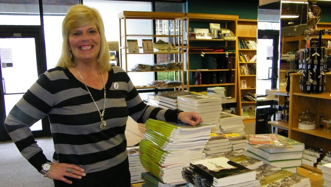 Jody Clark has not let rectal cancer stop her from living. She is back to work managing the bookstore at Terra State Community College, and she just finished heading up a Relay for Life fundraising event that is held every year in memory of her sister, who died from cancer in 2006.