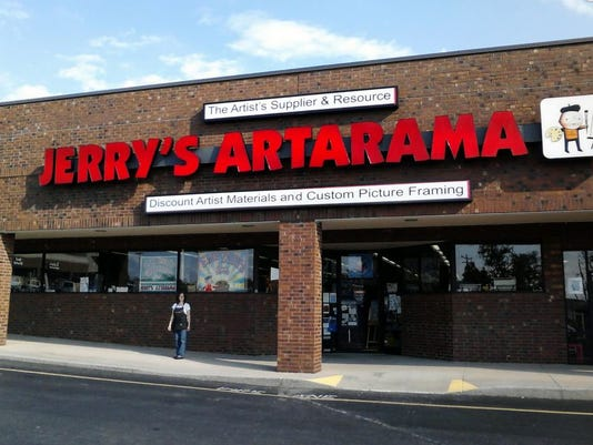 Art Supply Store Jerrys Artarama Leaving Antioch For East Nashville