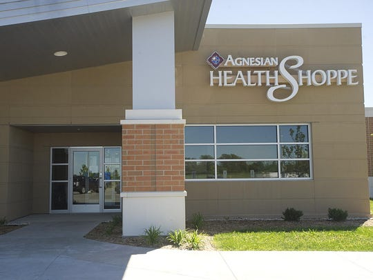 The Agnesian Health Shoppe is open for business at