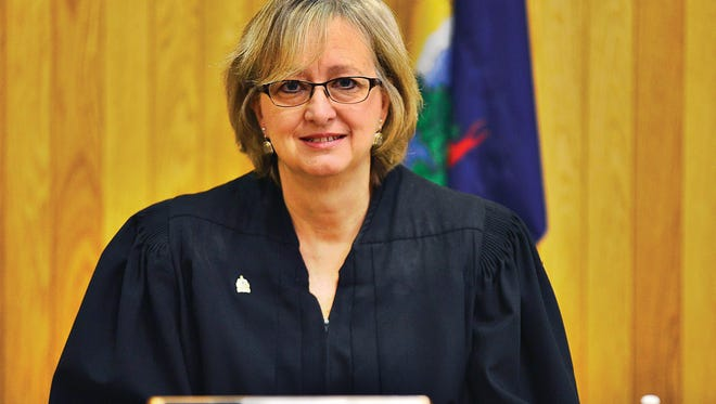Gov. Phil Scott recently announced Judge Karen Carroll, of Vernon, Vt., will replace Justice John Dooley on the Vermont Supreme Court. Judge Dooley is set to retire on March 31, 2017.