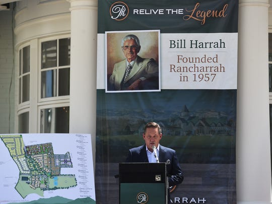 Reno Land Development Co. owner Chip Bowlby speaks