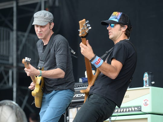Umphrey's McGee at the Bonnaroo Music & Arts Festival