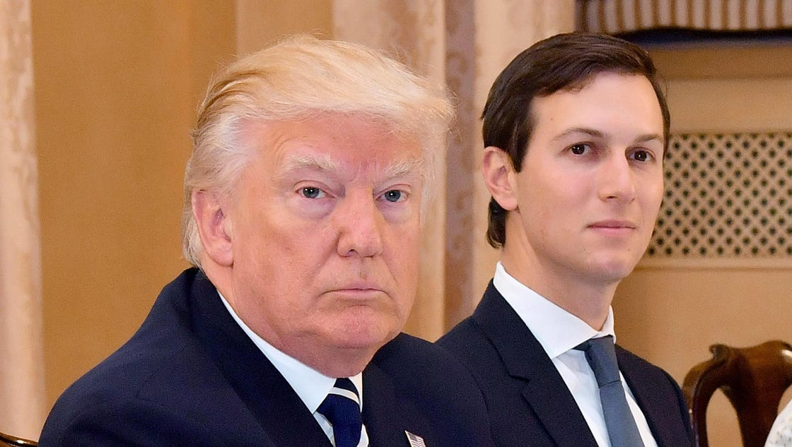Jared Kushner's Russia back channel was unusual. But is it illegal?