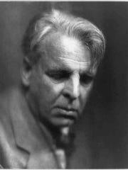 In 1939, Irish poet-dramatist William Butler Yeats