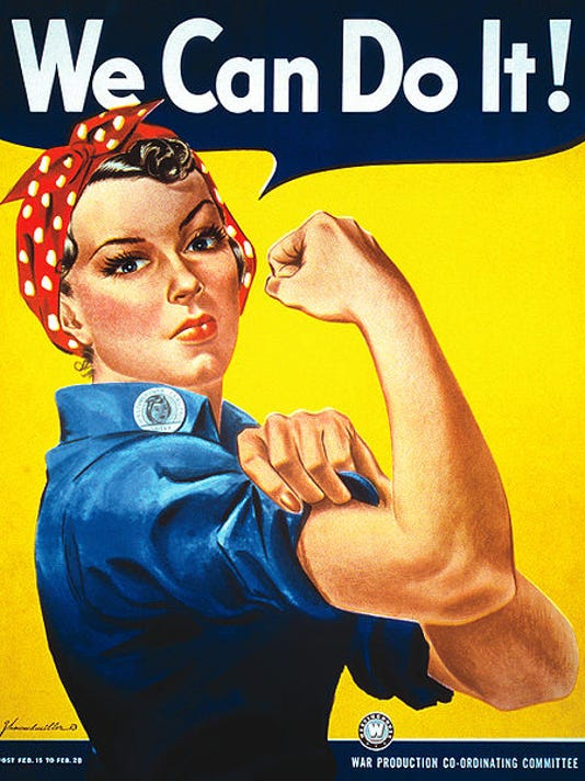 Rosie The Riveter images