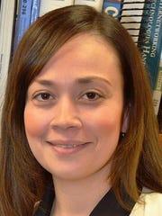 Gabriela Rzycki, a Cisco instructor at Western Technical