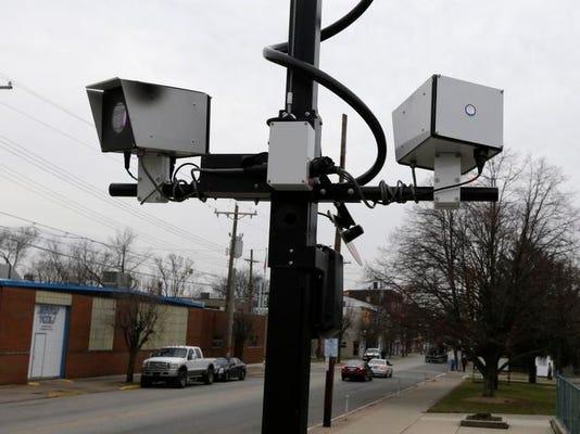 Traffic Cameras Ohio