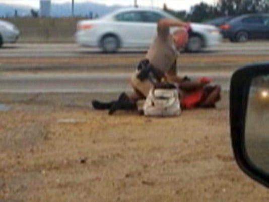 DFP 0911_highway_patrol_woman_punched.jpg