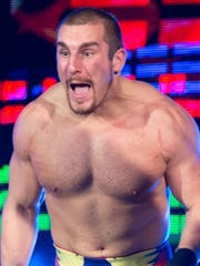 Dean Muhtadi - aka Mojo Rawley - was drafted to WWE's main roster with SmackDown Live in July after developing his in-ring persona in NXT.