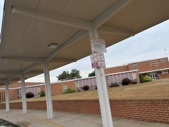 The Dover Area School District is considering building