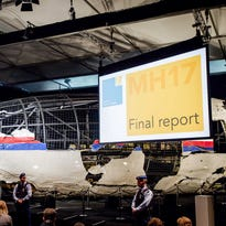 MH17 report: Plane shot down by Russian-made missile