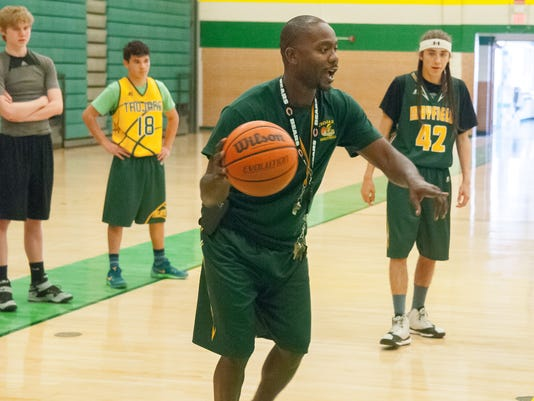 Mayfield Basketball Training - New Coach Billy Keys