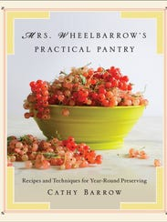 Cathy Barrow's new cookbook was released Nov. 3.