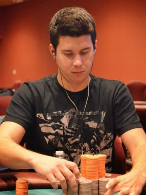 Marlton's Josh Beckley will compete in the World Series of Poker main event in Las Vegas.