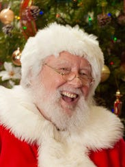 The annual Holiday Open House with Santa at the Vero