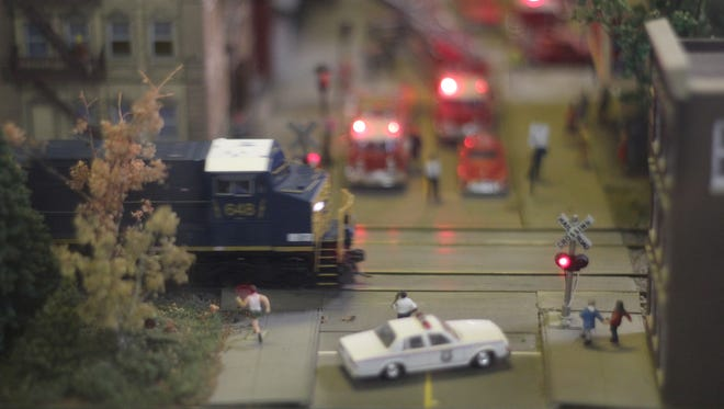 The Trains: Full Steam Ahead model train exhibit opens Saturday at Impression 5 Science Center.