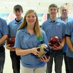 Southern Door I Eagles bowling team is in first place with a new coach