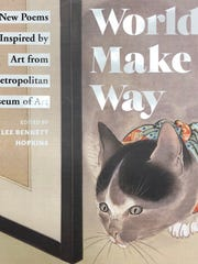 "Cape Coral poet Lee Bennett Hopkins edited ""World Make Way"" in collaboration with the Metropolitan Museum of Art."