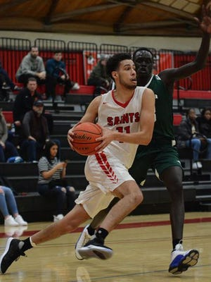 Leonard Dixon shot 43.9 percent from 3-point distance as a redshirt sophomore at Mount Hood C.C. in Gresham, Ore., last season.