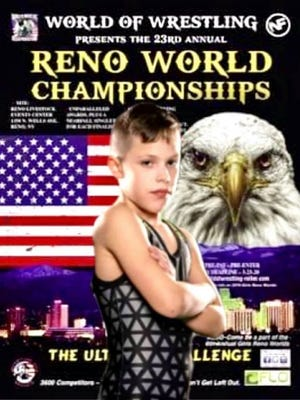 Channing Hickok will be living on Tulsa time next week as he embarks on a dream challenge at the 23rd annual Reno World Championship