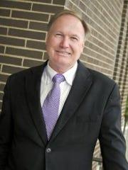 Cocoa Economic Development Manager Larry Lallo