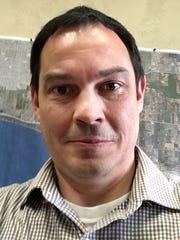 Harrison Village Manager Travis Parish