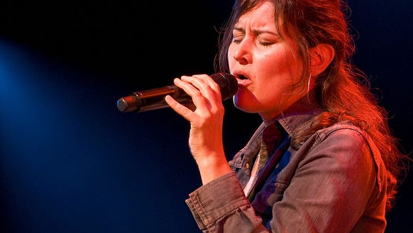 Paula Cole makes a Sunday evening appearance at the