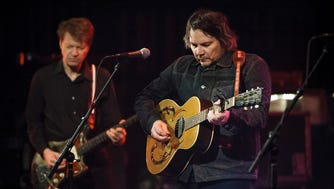 Wilco plays the Riverside Theater December 2014.