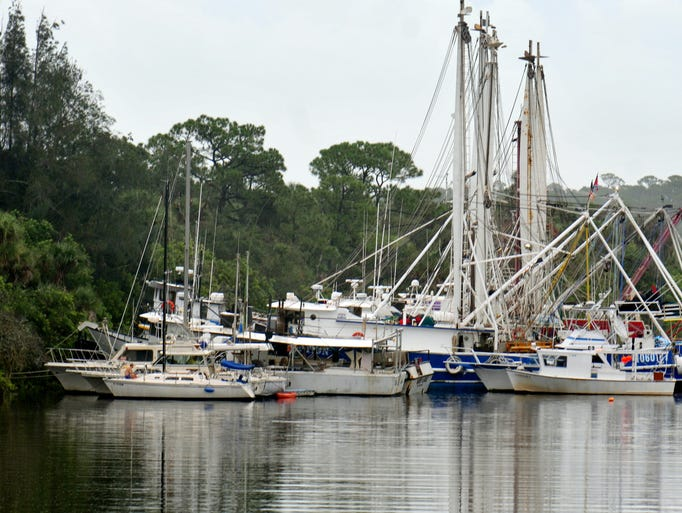 Brevard prepares for the impact of hurricane matthew for Commercial fishing florida