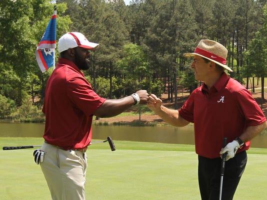 Golf: 2013 Chick-fil-A Challenge Golf Tounament