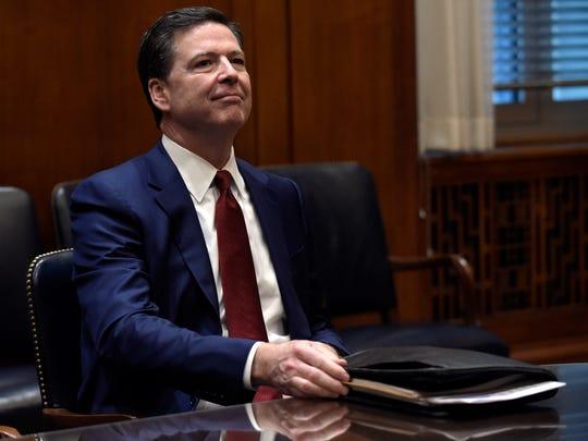 FBI Director James Comey has said his bureau is investigating