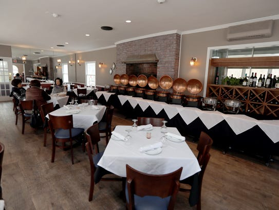 Indi Q, a new Indian restaurant in Armonk, photographed