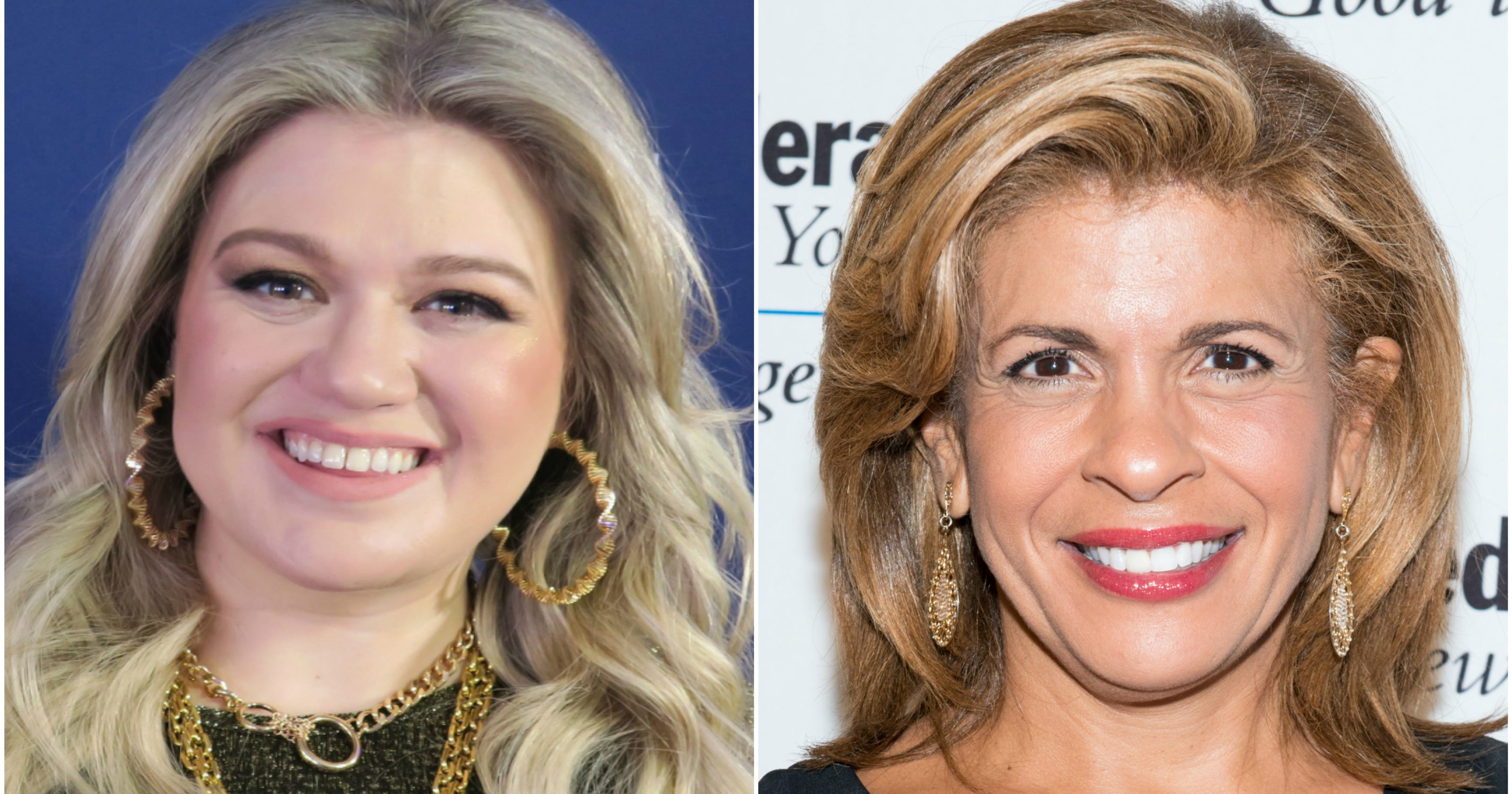Kelly Clarkson Wrote A Song Based On Hoda Kotbs New Childrens Book