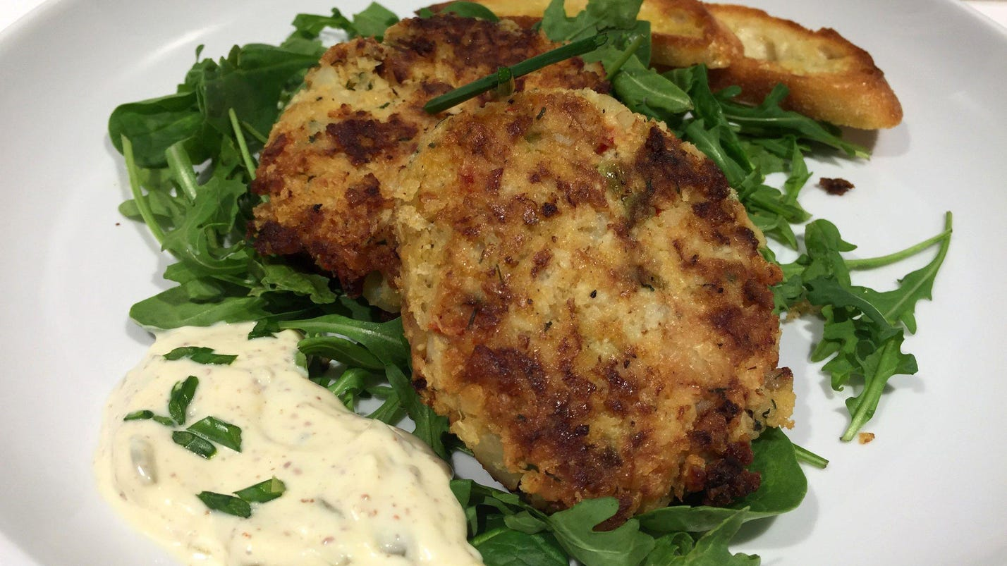 Shrimp Cakes Food Network