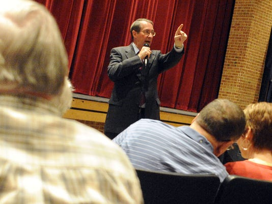 Goodlatte's Town Hall Meeting