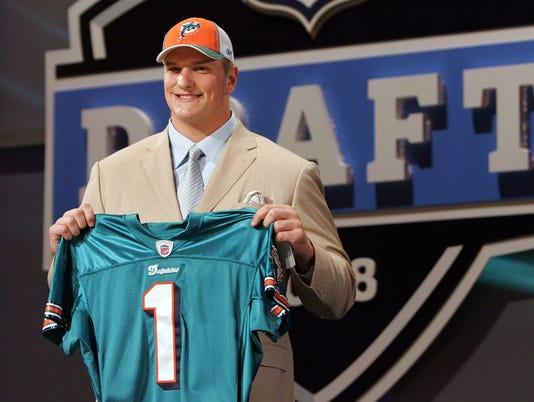 GTY 2008 NFL DRAFT S FBN USA NY