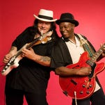 Smokin' Joe Kubek and Bnois King will perform at the Capitol Oyster Bar Sunday at 5 p.m.