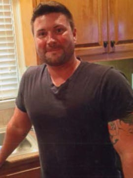 The Lansing Police Department said Matthew Adam Etheridge was last seen by his family in February.