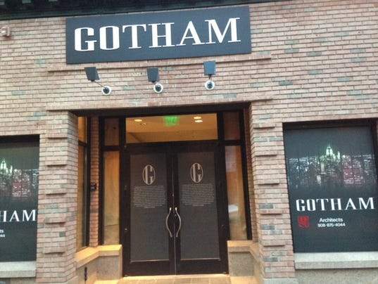 Image result for GOTHAM, RED BANK
