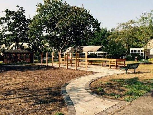 Camp Oakhurst Has New Sensory Garden Thanks To Local Business