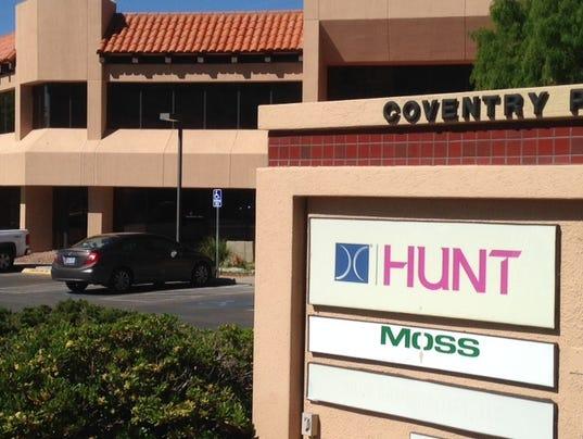 Hunt Companies project