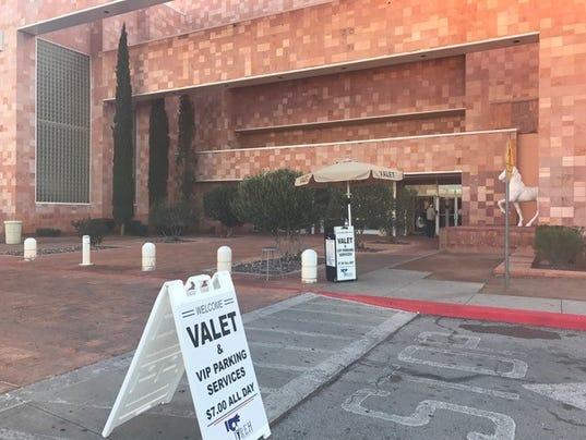 Sunland Park Mall-Valet