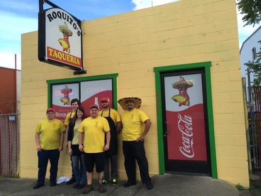 Restaurant: Roquito's Taqueria, opened