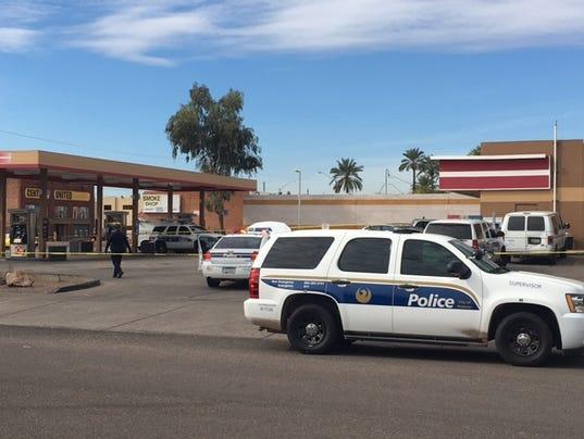 Phoenix police officer stabbing