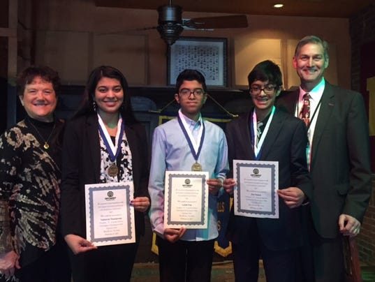 FRM 1 essay winners