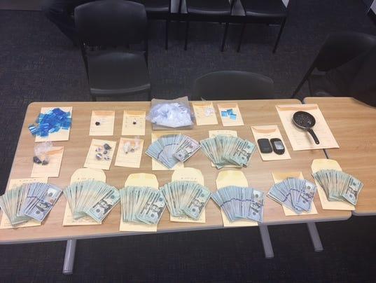 Drug Trafficking Arrest