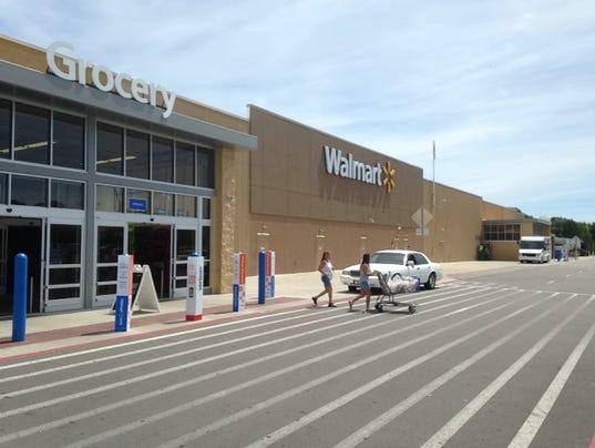 Walmart in La Vergne