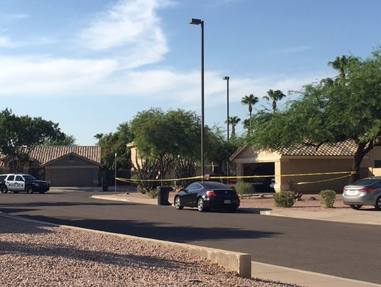 DV shooting in Mesa